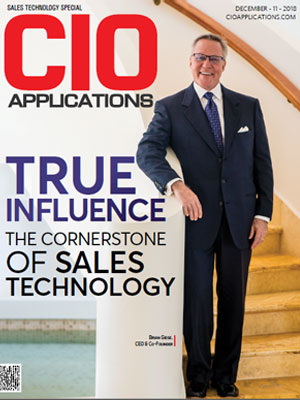 True Influence: The Cornerstone Of Sales Technology